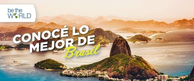 Conoce lo mejor de Brasil